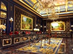 Super impressive and opulent