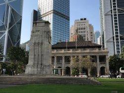 皇后像广场和平纪念碑