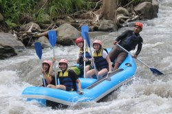 Bali Payung Rafting Adventure