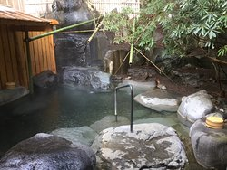 Really nice Onsen - closesr hotel to Snow Monkeys