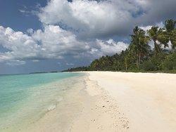 Tolle grosse Insel mit gut durchgedachtem Konzept!