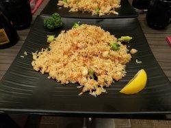 Sushi Hot Wok