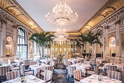 Le Lobby Restaurant, The Peninsula Paris