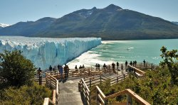 Pasarelas del Parque Nacional Los Glaciares