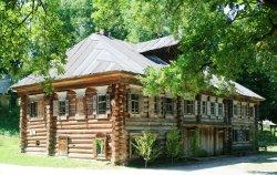Museum of Wooden Architecture Schelokovskiy Khutor