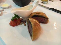 Illusive Beef Wellington Locate & Destroy