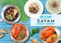 Sayam Seafood Restaurant