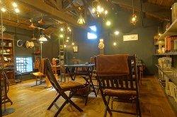 Atelirt Key-Men Funatsukiba Showroom Cafe