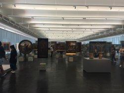 พิพิธภัณฑ์ศิลปะเดอ เซาเปาโล แอสซิส ชาโตบริแอนด์