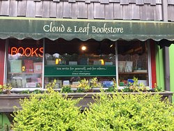 Cloud and Leaf Bookstore