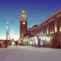 Kiyevskiy Railway Station