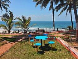 MTDC Beach Resort Ganapatipule