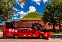 WowKrakow! Hop On Hop Off Bus