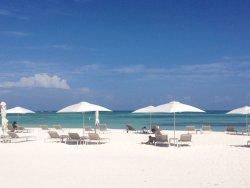 Perfect beach! Best hotel beach in punta cana