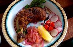 Moksha Cocina de la India