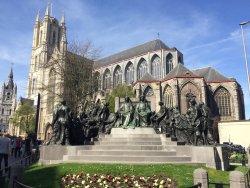 St. Bavo's Cathedral (Sint-Baafskathedraal)