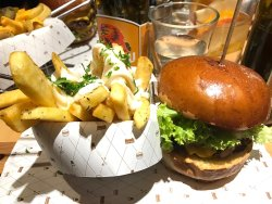 Burger Van Bistro
