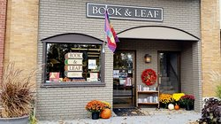 Book & Leaf Bookstore