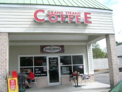 Grand Strand Coffee Bar