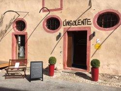 Restaurant L'Insolente