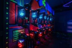 Lazgam Laser Game - Pattaya