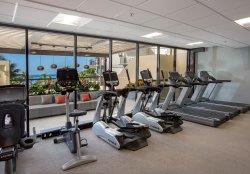 Aston Waikiki Beach Tower Fitness Center