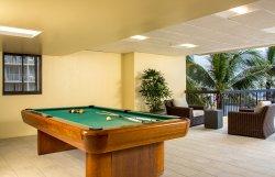 Aston Waikiki Beach Tower Pool Table