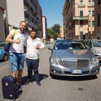 Rome Fiumicino Transfer Sergio & Partners