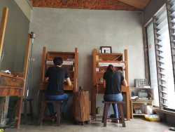 Left And Right Artisan Handcraft