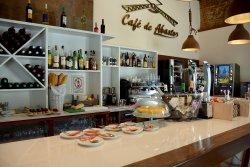 Cafe De Abastos
