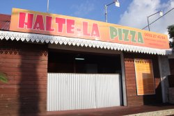 Halte-La Pizza
