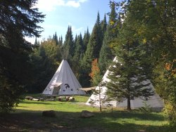 Tipi Adventure - Simply Fit and Fun