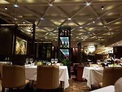 Romantic ambience with great foods