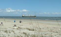 Savannah River Beach