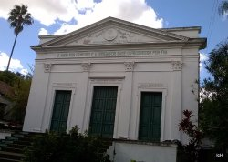 Templo Positivista de Porto Alegre