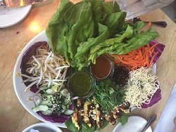 Yum!!! Food and Drinks, Customer Service Needs to Slow Down....