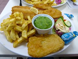 Monica's Fish Bar & Cafe