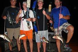 Fish-Kabob Bowfishing and Charters