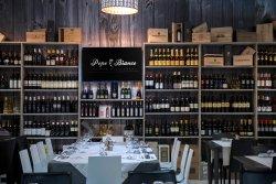Pepe Bianco Lounge Restaurant