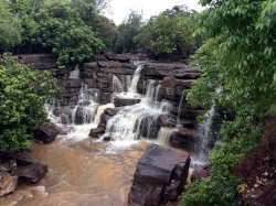 Popokvil Waterfall