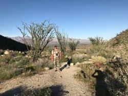 Hellhole Canyon Trail