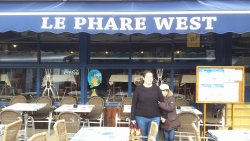 Phare West