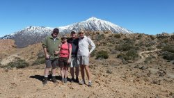 Tenerife Rambler Guided Walking
