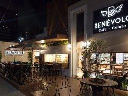 Benévolo Café - Gelato