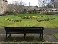 Pitlochry Institute Park/War Memorial and Memorial Garden