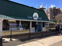 The Fish Store at Fisherman's Wharf