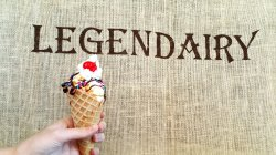 Legendairy Ice Cream, Coffee Shop & Deli