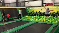 Rockin' Jump - The Ultimate Trampoline Park