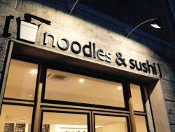 Noodles & Sushi @ Via Trento