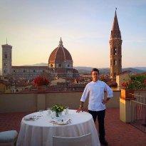 Chef Alessio Sedran